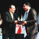 Awarded Golden Tablet
